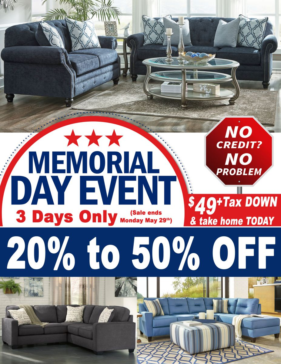furniture mailcharts ideas sale marketing memorial city day blog email